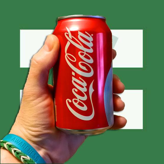 Coke is beautiful