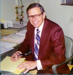 Dr. Westerman at Work
