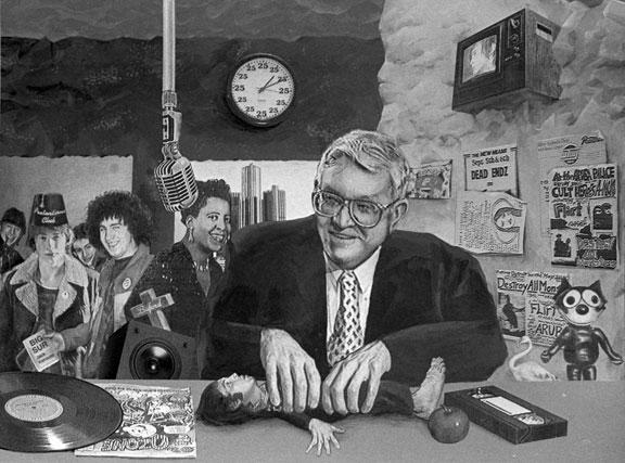 Remembering Russ Gibb